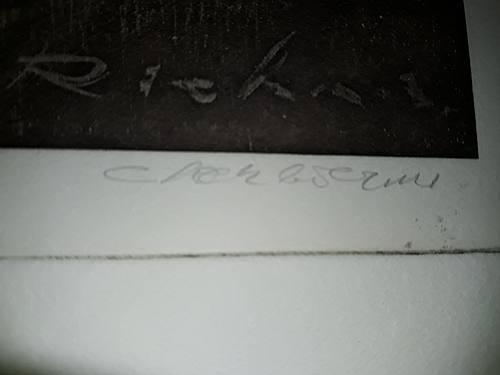 Nude signed