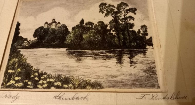 """drawing """"Lambach"""""""
