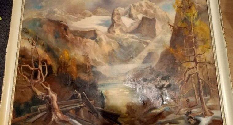 """Landscape """"Dachstein"""""""