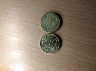 10 Cent Münzen – Coins