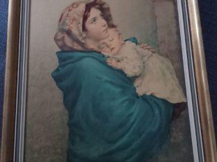 Madonna with child – Ferruzzi
