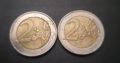 Error coinage 2 euros – Fehlprägung 2 Euro