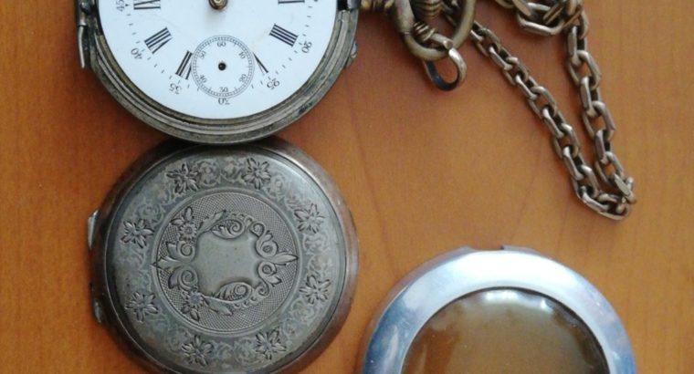 pocket watch – Taschenuhr