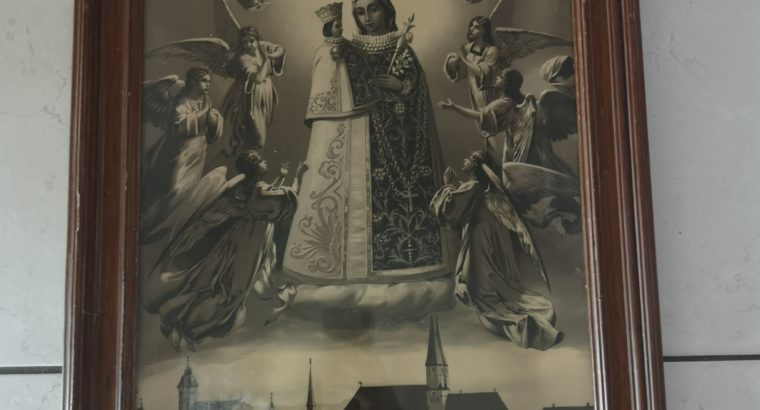 Picture of Mary, Marienbild,
