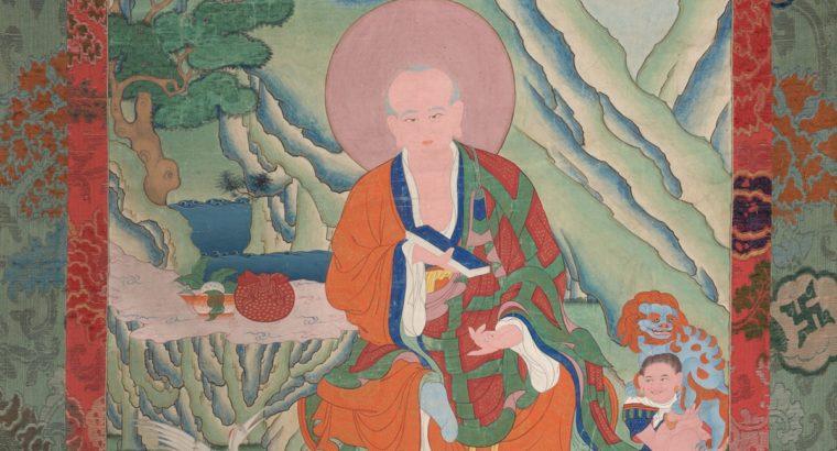 The Buddhist elder Gopaka