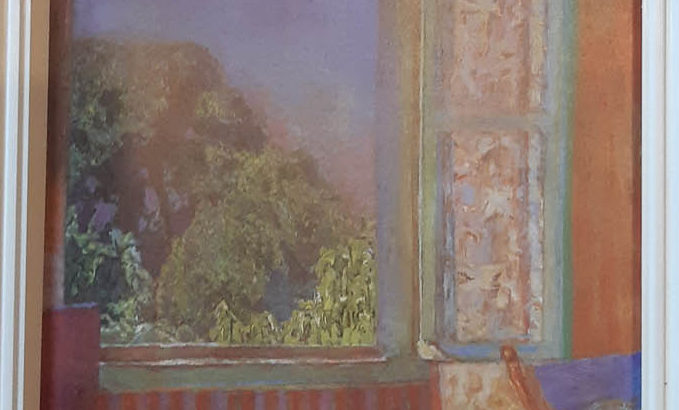 Pierre Bonnard painting