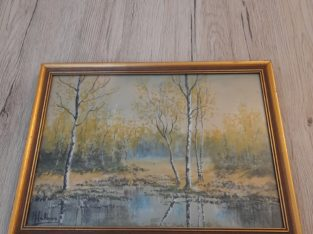 Who painted this picture?