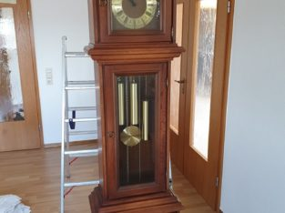 Grandfather Clock from Carl Coors
