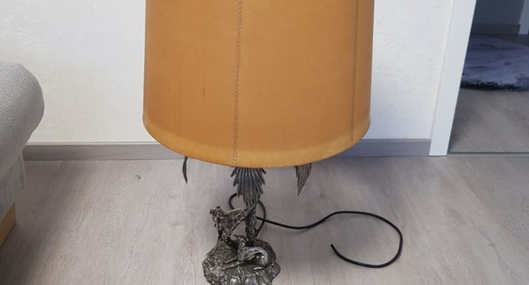 Old Lamp from Spain