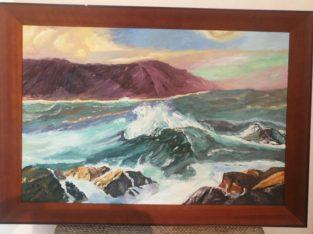 Küste Cliff
