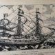 Seagoing ship in the 17th century – Seeschiff im 17. Jahrhundert