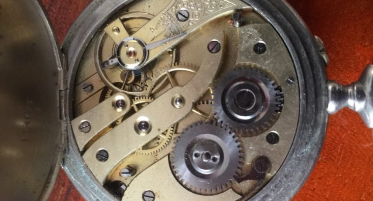 pocket watch third reich