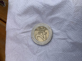 2€ France from Year 1999