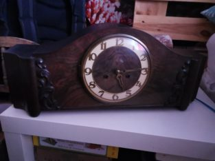 Mantel Clock – Kaminuhr Hermann Horrmann