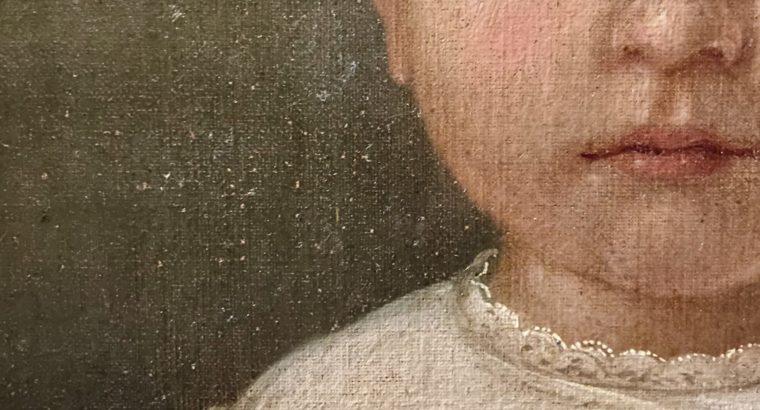 YVELINE – PARIS Portrait Napoleon François Charles Joseph