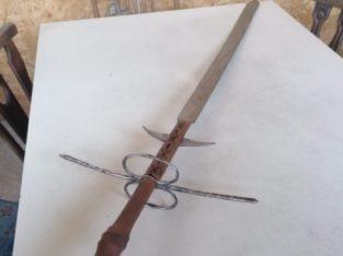 German battle sword 16th  – Deutsches Schlachten Schwert 16th