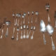silver cutlery price and value