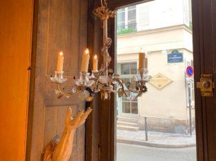 Baguès chandelier
