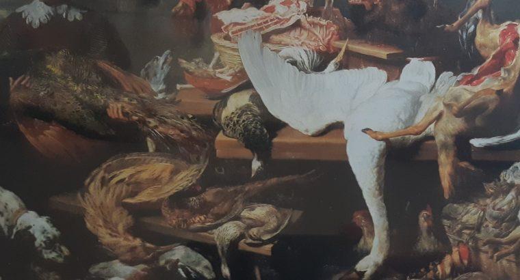 Frans Snyders Stilllife