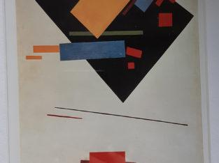 Kazimir Malevich or Malevic