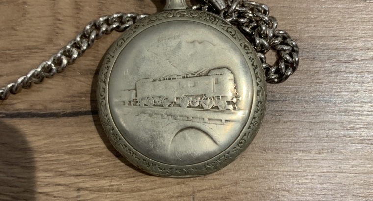 Grandfather's pocket watch
