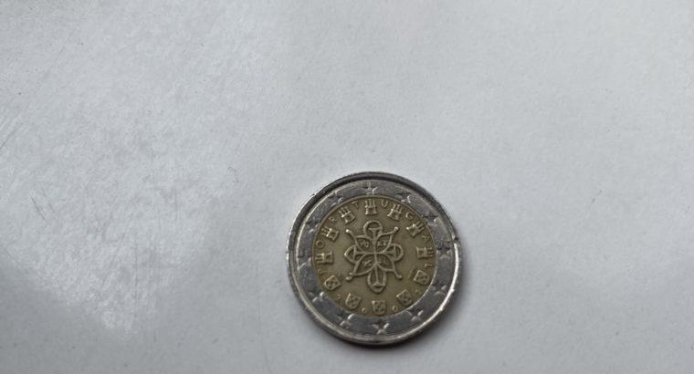 Coin Portugal: 2€ Portugal Münze