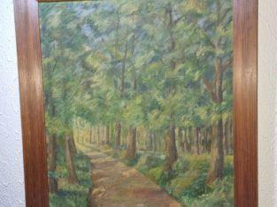 Art Painting – Kunstgemalde